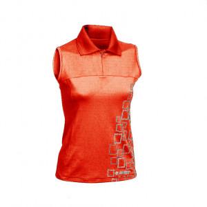 Ladies sports t-shirt HI-TEC Motueka Wo s, Red