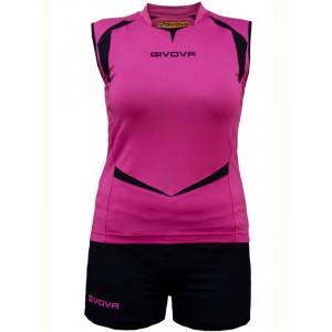 Womens Volleyball sportswear GIVOVA Kit Punto