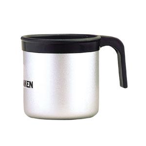 Aluminum cup LAKEN Mug 0.4 l