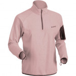 Womens fleece Polo HI-TEC Parula Wos, Vanilla
