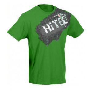 Men s T-Shirt HI-TEC Rojvol, Green