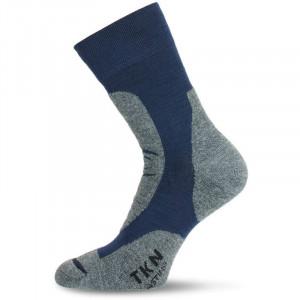 Thermal socks LASTING TKN, Blue/Gray