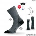 Тhermo socks LASTING TKP, Gray