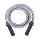 Weighted Jump Rope inSPORTline Jumpster 2000g, Gray