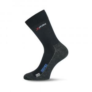 Thermal socks LASTING XOL, Black