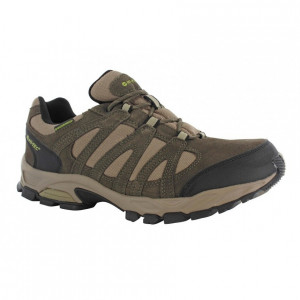 Hiking boots HI-TEC Alto WP, Brown