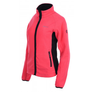 Fleece jacket HI-TEC Lady Ada, Red