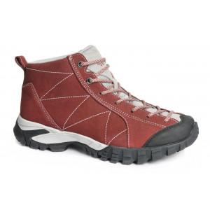 Womens Hiking shoes HI-TEC Salomi MID Wos bordeaux