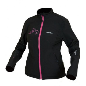 Womens Hiking Jacket  HI-TEC Brown Wos, Pink