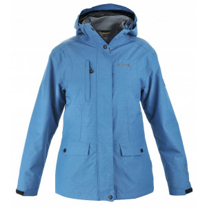 Winter jacket HI-TEC Lady Kamila blue