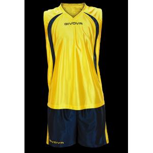 Mens shirt / short basketball set GIVOVA Kit Jordan