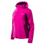 Winter Jacket 3 in 1 HI-TEC Lulea, Fuchsia