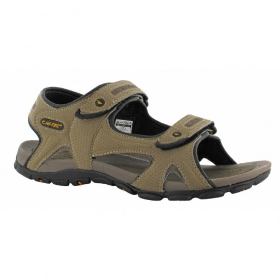 Mens sandals HI-TEC Owaka, Brown