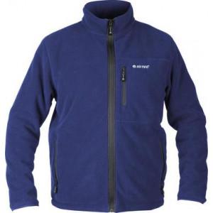 Mens Fleece jacket HI-TEC Polaris, Blue