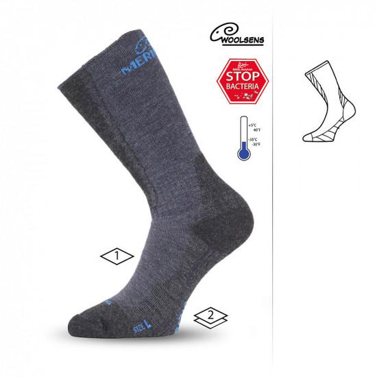 Тhermal socks LASTING WSM, Blue