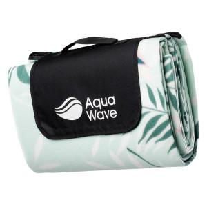 Camping blanket AQUAWAVE Salva Dusty Aqua