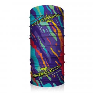 Multifunctional scarf YAKO Multicolor
