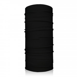Multifunctional scarf YAKO, Black