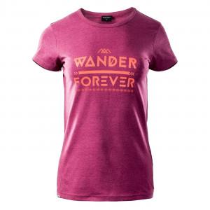 Women's T-shirt HI-TEC Lady Bonie, Purple