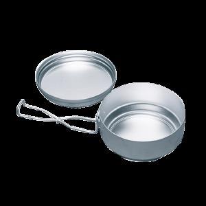 Aluminum cookware YATE Alu, 2 parts