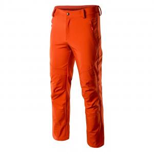 Men's trousers ELBRUS Leland, Orange