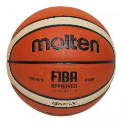 Basketball MOLTEN GM6X, FIBA