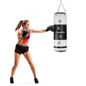 Boxing bag inSPORTline Robkin 90 x 35 cm