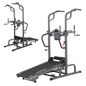 Treadmill with parallel inSPORTline Tongu
