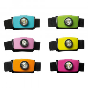Headlamp PRIMUS PrimeLite Eye Colour