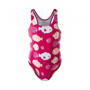 Children's swimsuit AQUAWAVE Sea girl, Pink