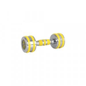 Chrome weight inSPORTline Yellsteel 3 kg
