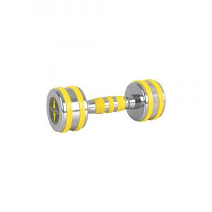 Chrome weight inSPORTline Yellsteel 4 kg