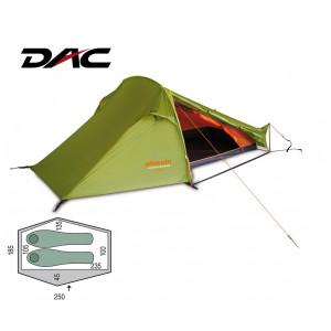 Tent PINGUIN Echo 2 DAC, Green