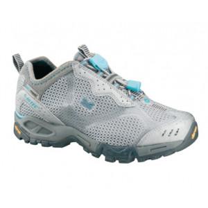 Hi-Tec Women's V-Lite Rapid Aero II Hpi Adventure Sport Shoe,Gray