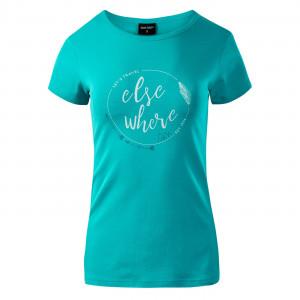 Women's T-shirt HI-TEC Lady Elsea, Blue