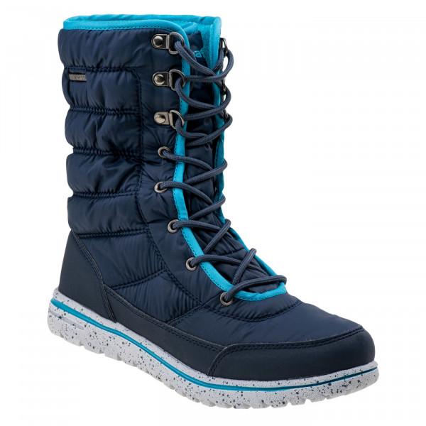Ladies boots IGUANA Waiolen Mid W, Blue