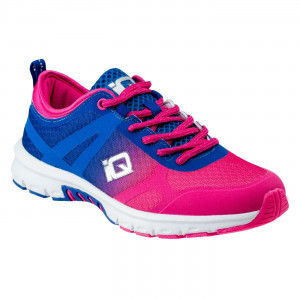 Women's sneakers IQ Campsis Wmns, Cyclamen