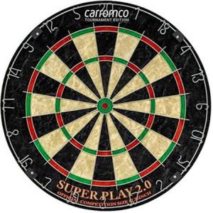 Darts CARROMCO Sisal Board