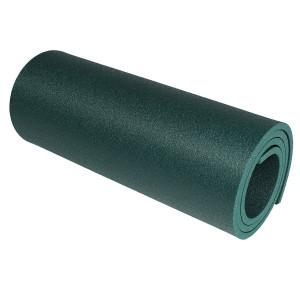 Single layer mat YATE 12 mm, Dark green