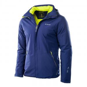 HI-TEC Raffle Men's Ski Jacket, Patriot Blue