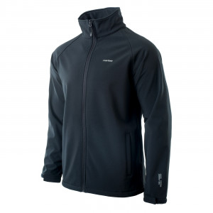 Men's softshell jacket MARTES Nedo, Black