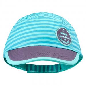 Hat for boys AQUAWAVE Inge JRB, Turquoise