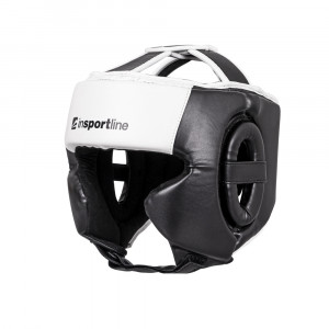 Box protector for head  inSPORTline Truluck - black / white