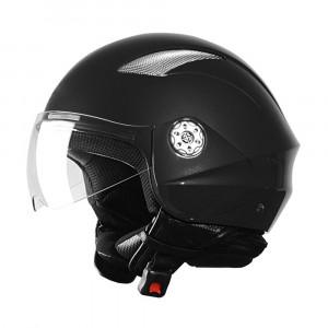 Motorcycle helmet WORKER V518 - black