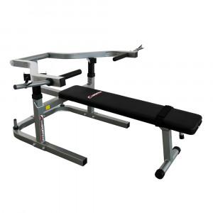Flat weight bench inSPORTline LKM715
