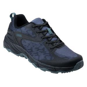 Men's low shoes ELBRUS Gezli, Dark gray