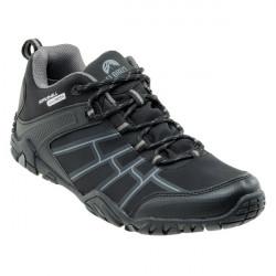 Men's low shoes ELBRUS Rimley Wp, Black
