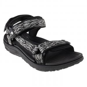 Men's sandals HI-TEC Hanary, Black / Gray