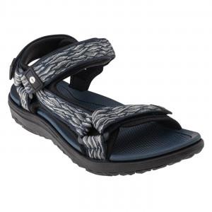 Men's sandals HI-TEC Hanary Black / Blue