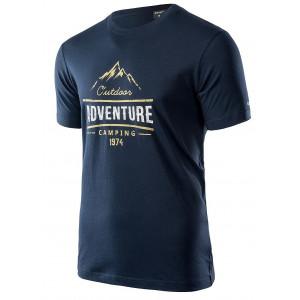 Men's T-shirt HI-TEC Lore, Dark blue
